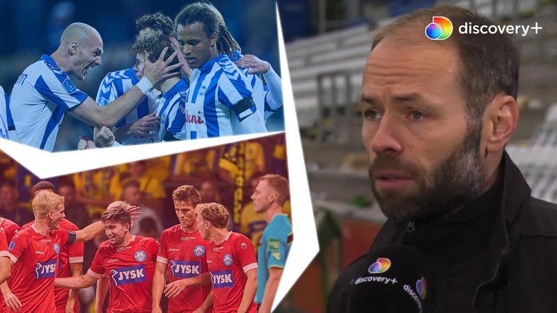 Taber vi, bliver der for mange point op til Silkeborg: Andreas Alm om top-6 før kampen mod SIF