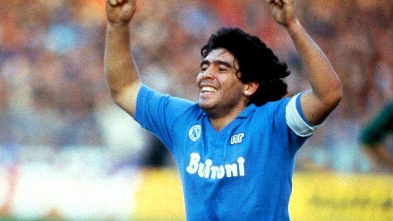 Fußballgott: Eine Hommage an Diego Maradona