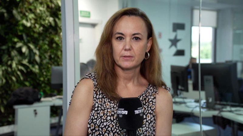 """Gimnasia   Laura Muñoz analiza los problemas de Biles: """"O llegas al 100% o es muy difícil"""""""