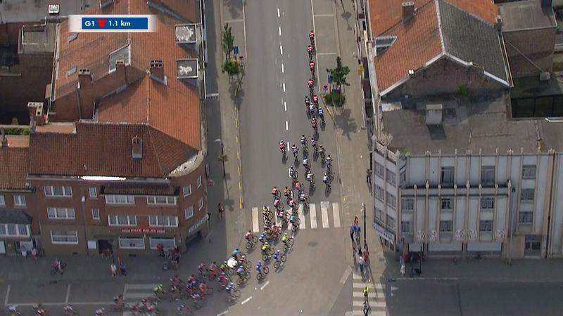 Tour de Bélgica: Jenes Debusschere gana la última etapa, Keukeleire la general