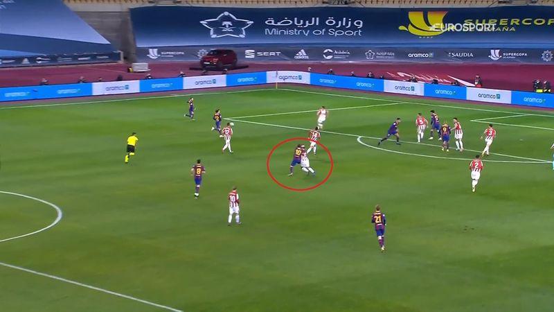 Messi rosso shock: schiaffo a Villalibre e espulsione