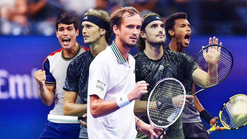 Toiletten-Gate, Youngster-Power und der Golden Slam: So lief das Herren-Turnier