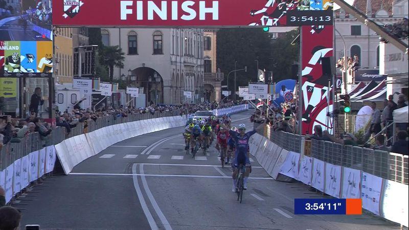 Giro del Veneto | Trentin verliest dit keer in de sprint van Meurisse