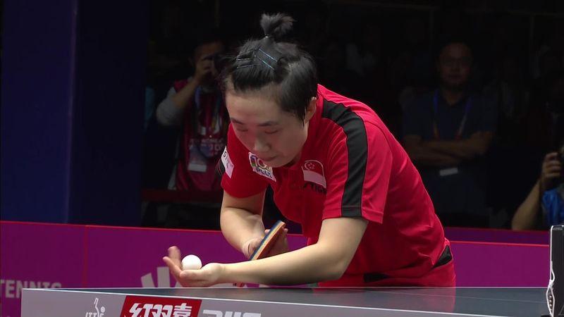 Mundiales de Tenis de Mesa 2019: Zhu consigue el bronce ante Feng