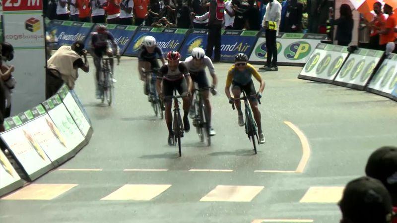 Tour du Rwanda: Stage 3 highlights