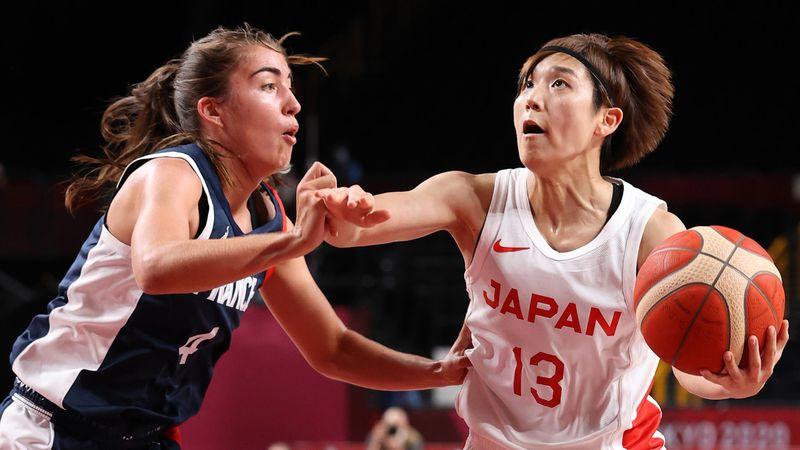 Gold-Traum zum Greifen nah: Japan dreht gegen Frankreich auf