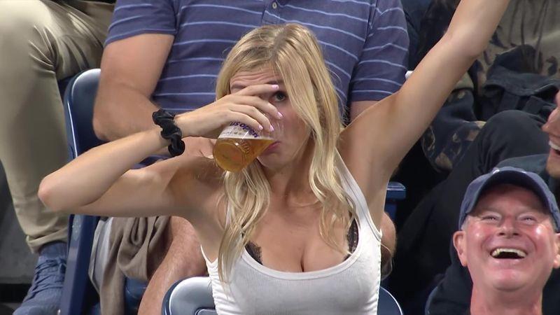 Bier auf Ex und ein Vater mit Mega-Catch: Die besten Fan-Momente