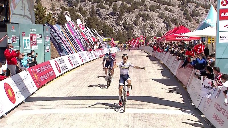 Ronde van Turkije| José Manuel Díaz pakt leiding in koninginnenrit