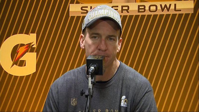 Peyton Manning: Broncos overcame 'toughest challenge'