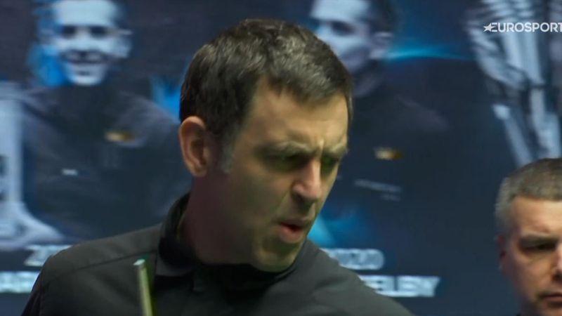 Fluke leaves O'Sullivan stunned during Welsh Open final