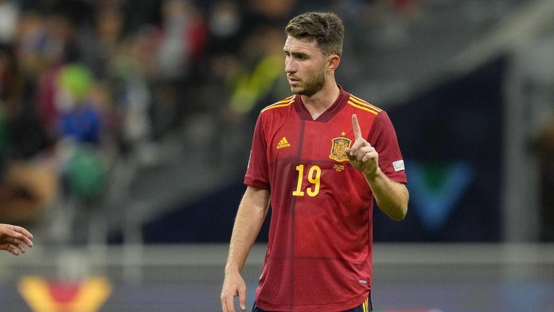 """Laporte no deja ninguna duda: """"Estoy al 300 % con España"""""""