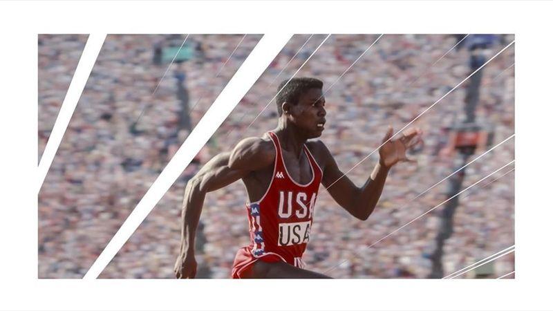 """Carl Lewis, le """"King"""" aux 9 médailles d'or"""