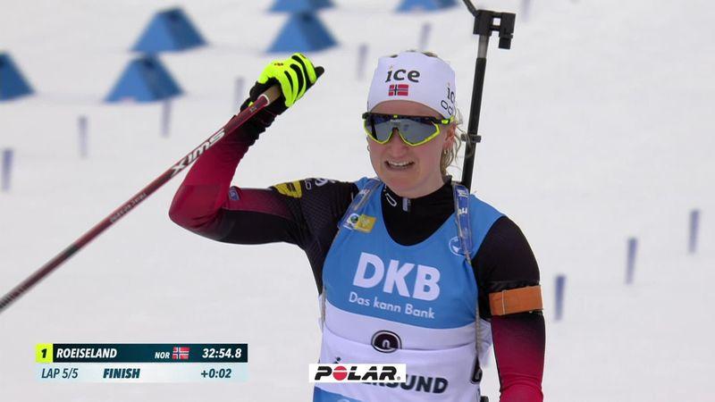 Roiseland trionfa a Oestersund: gli highlights del successo