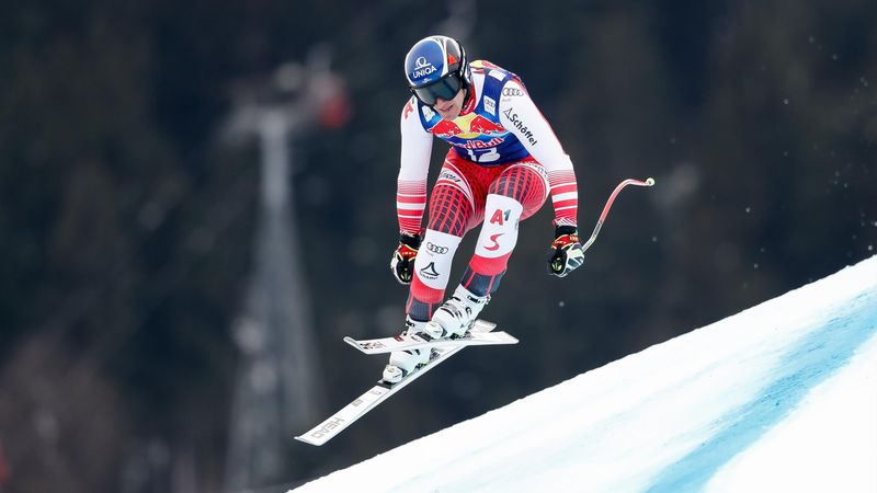'No one expected it!' - Mayer delivers thrilling downhill win in Austria