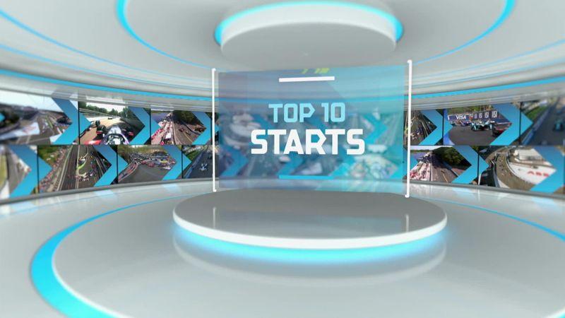 Top 10: ecco come si parte in Formula E, da Rowland a Vergne questi gli start migliori