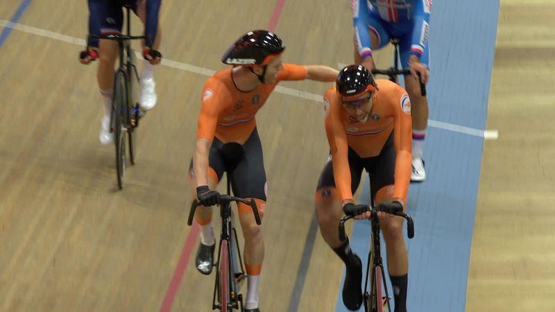 'Arms aloft!' - Havik and Van Schip seal Madison gold
