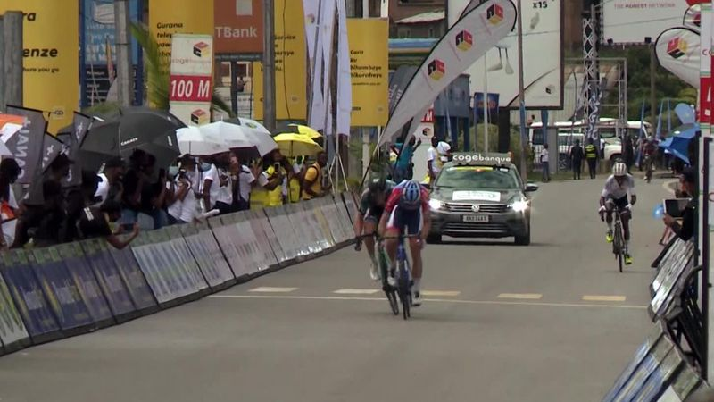 Tour du Rwanda- Ferron takes Stage 4 victory