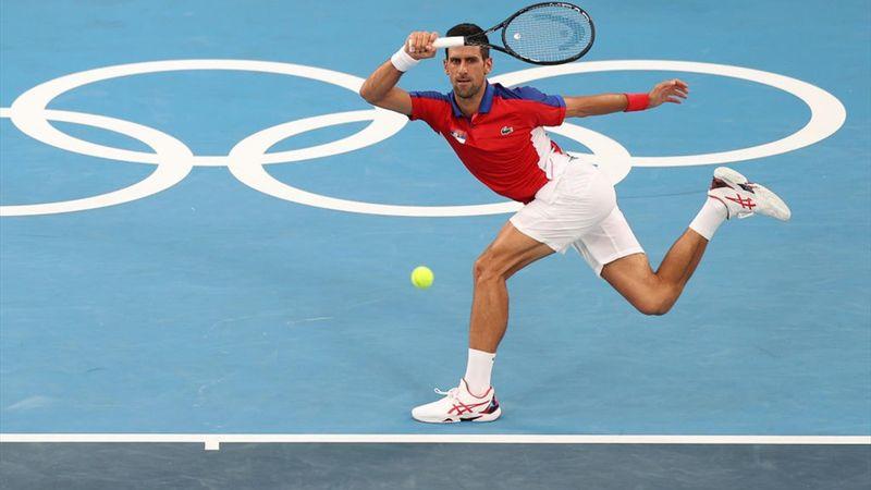 Tokyo 2020 - Djokovic (SRB) ile Struff (GER) - Tenis – Olimpiyatların Önemli Anları