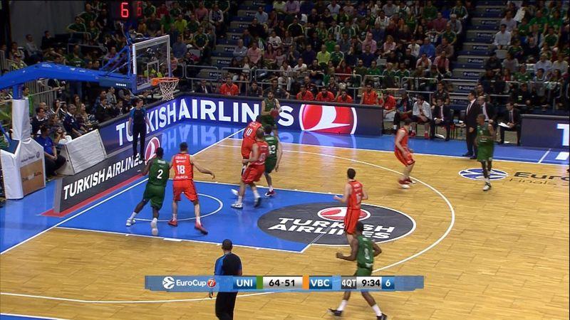 Eurocup Final: Unicaja Malaga - Valancia Basket (2. Maç)