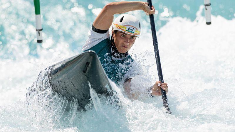 Eslalon | Maialen Chaurrout entra en la final y buscará una nueva medalla