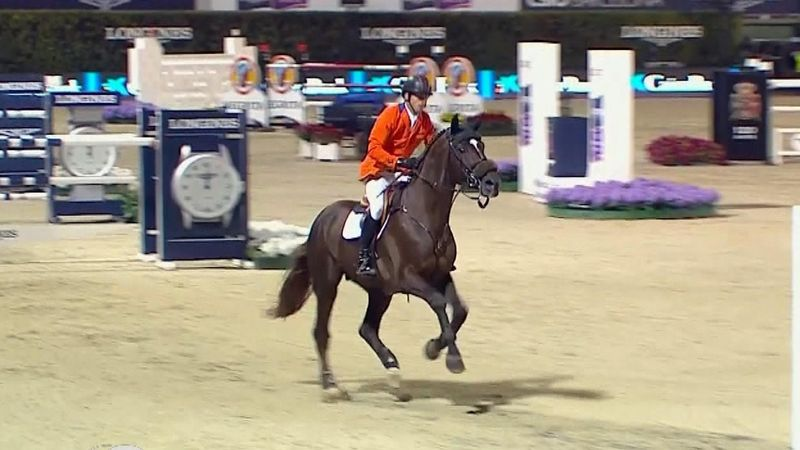 Horse Excellence : FEI nation cup - Barcelona