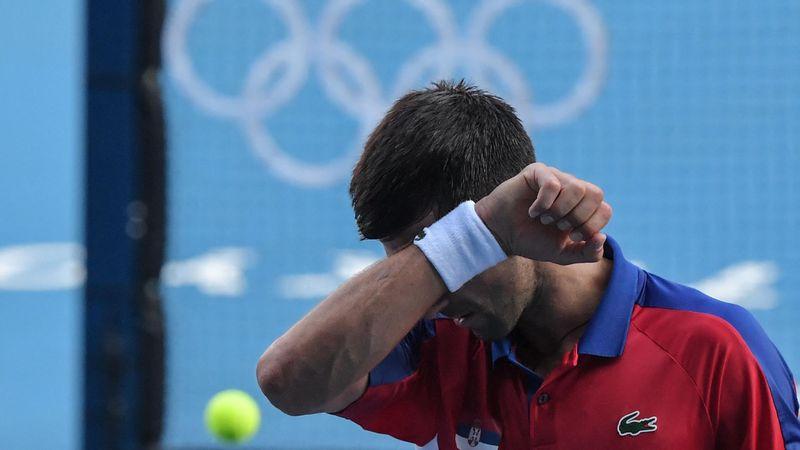 Djokovic a ratat și bronzul la Tokyo, după un meci fabulos, în care a salvat 5 mingi de meci