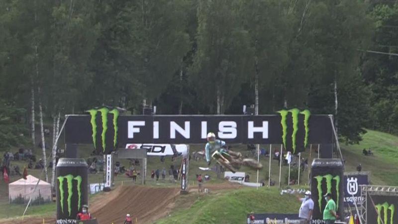 Motocross MX2: Riga