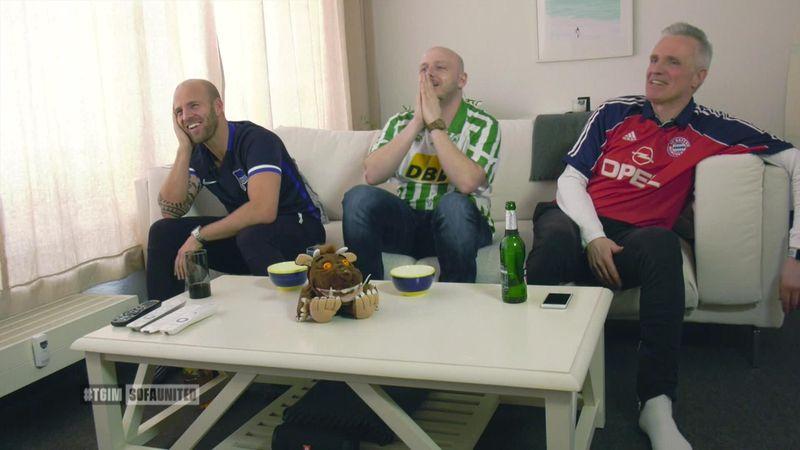 """#TGIM Sofa United: """"Das liegt nicht am Trainer!"""" HSV bewegt die Sofa-Fans"""