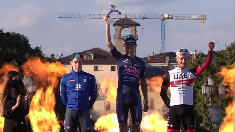 Highlights: Meurisse düpiert Trentin beim Giro del Veneto