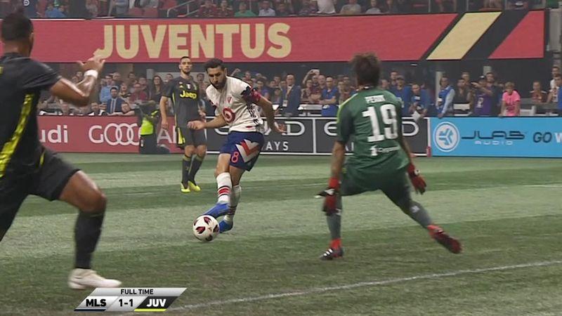 Özel Maç: MLS All-Star - Juventus (Özet)
