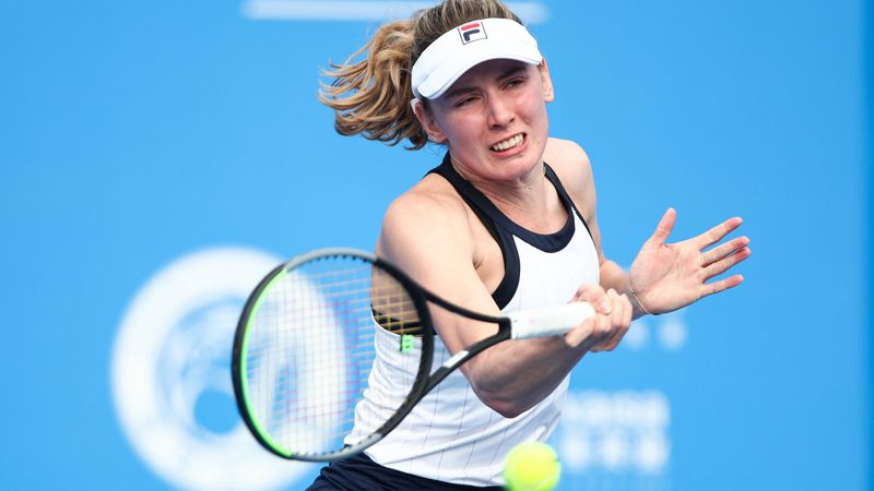 Александрова в суперагрессивном стиле забила Мугурусу и вышла в финал на втором турнире подряд