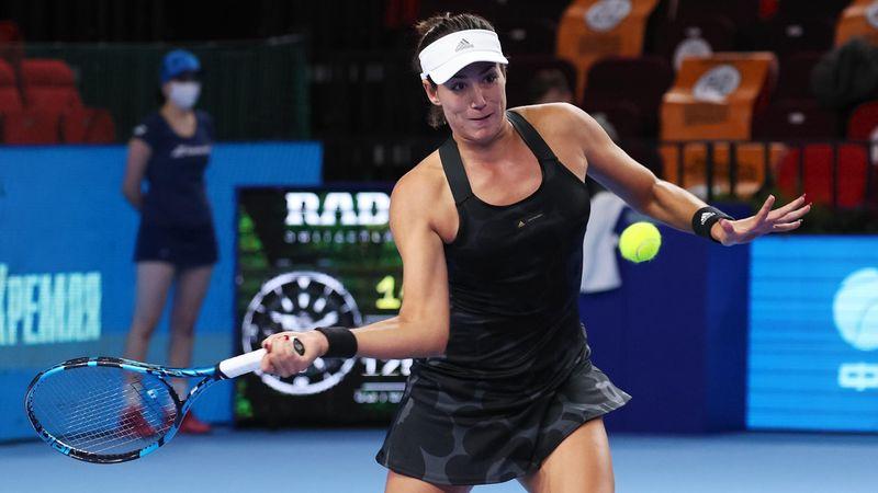 Kontaveit-Muguruza: El billete a las WTA Finals tendrá que esperar (6-1 y 6-1)