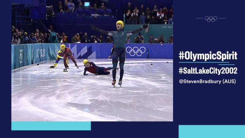 Steven Bradbury, el oro olímpico más increíble de la historia