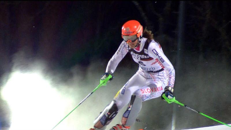 Alp disiplini 2. tur: Petra Vlhova