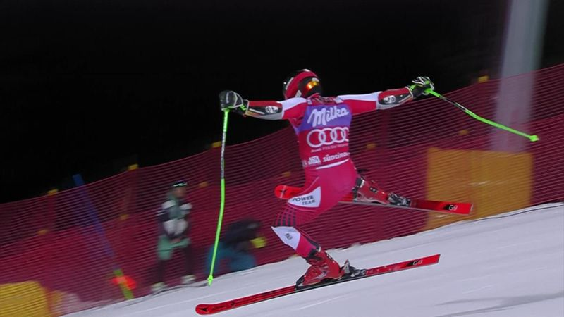 Skiën | Hirscher wint ook parallelreuzenslalom Alta Badia