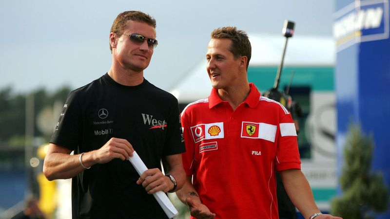 Coulthard: Rührende Worte über Schumacher-Familie