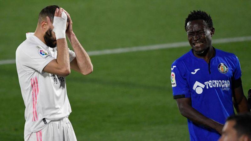 Resumen Getafe-Real Madrid: La unidad B aleja el título