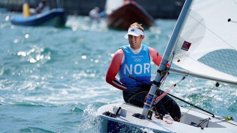 Bronsevinneren om timene før OL-finalen: – Det kunne ikke vært mer stressende