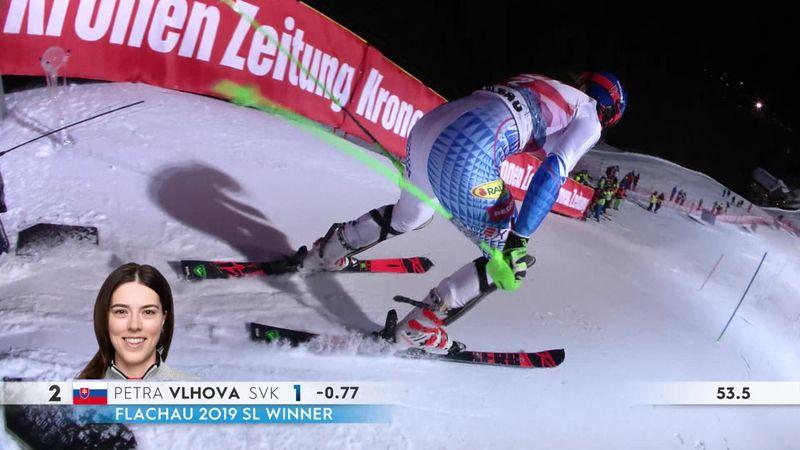 Flachau: Slalom Women - Run 2 - TOP 3