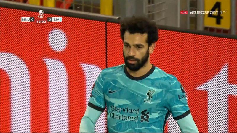 Manchester United – Liverpool 0-1 | Mohamed Salah deschide scorul superb pe  Old Trafford