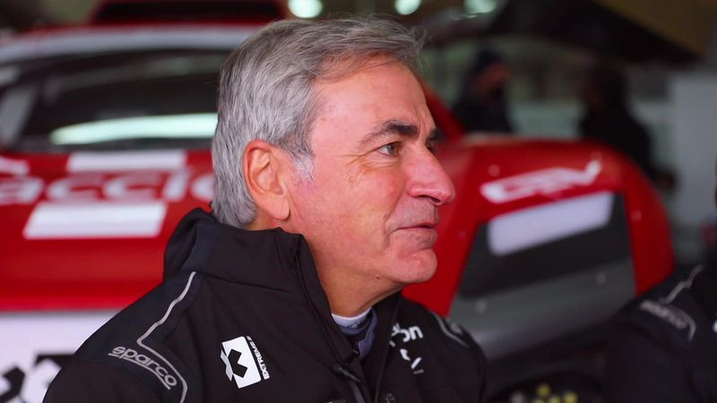 Extreme E: Rally legend Sainz reveals involvement and passion for new series