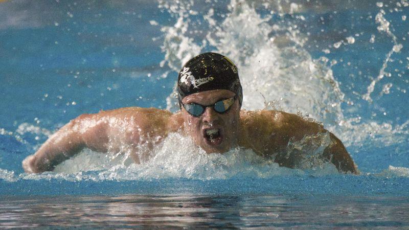 Helsinki Swim Meet dag 2: 200 meter vrije slag mannen