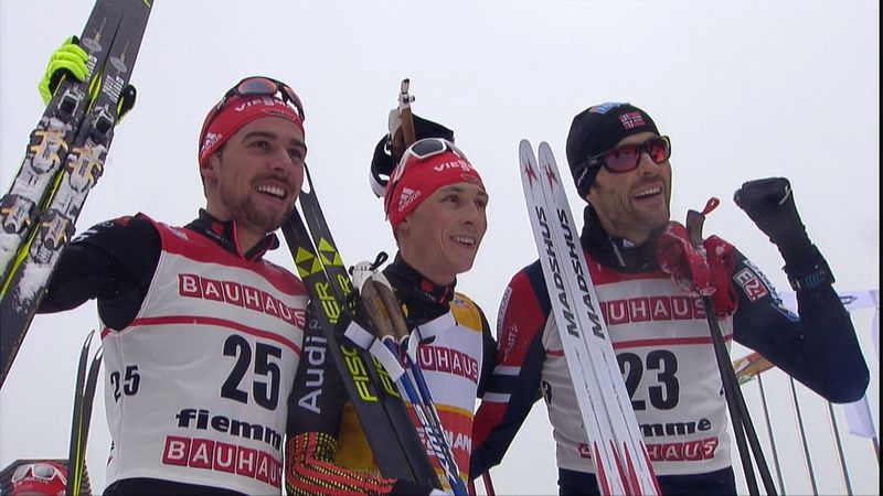 Frenzel extends World Cup lead