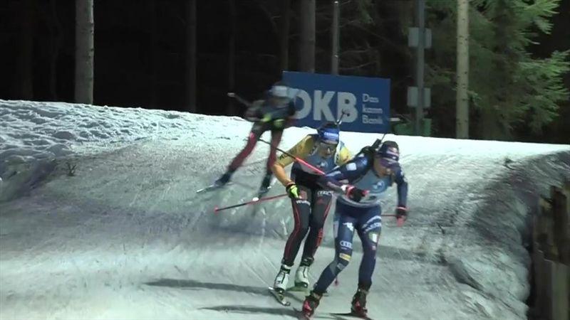 Preuß düpiert Wierer und Röiseland: Packendes Finale um Platz drei