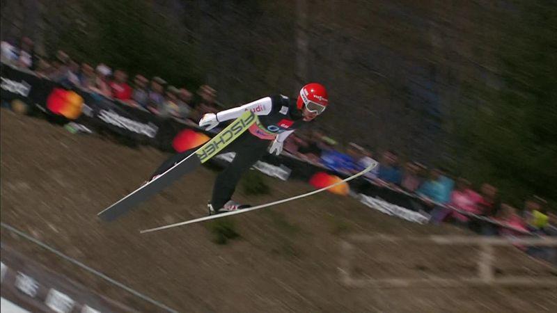 Eisenbichler seals second for Germany in team event