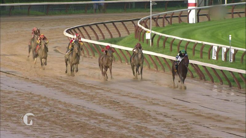 Horse Excellence: Whitney Invitational influenzato dalla pioggia