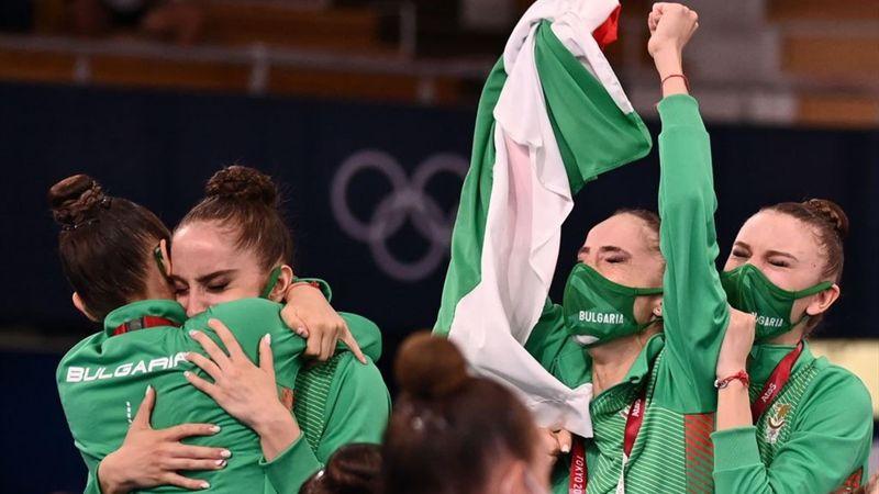 Highlights: Bulgarien entthront das ROC-Team und gewinnt Gold