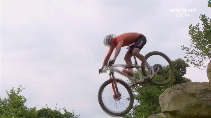 Van Der Poel, principalul favorit în proba de Mountain Bike, a căzut urât la Jocurile Olimpice