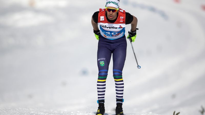 Far From Home - Victor Santos: Cross-country skiing as a Brazilian