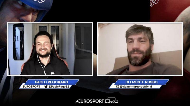 Clemente Russo in esclusiva tra Tokyo, Tyson e Gattuso